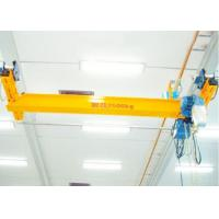 Wholesale Professional Design Single Girder Crane 10T LDP 20-40M/Min Trolley Running Speed from china suppliers