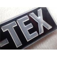 Wholesale Reflective TPU Custom Clothing Patches Environmentally Friendly from china suppliers