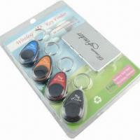 Wholesale Key Finders, Controller Measures 8x5.2x0.56cm from china suppliers
