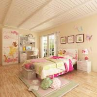 Wholesale E0 Grade Children's Bedroom Furniture, Environment-friendly, Home Product, Princess, Print Furniture from china suppliers
