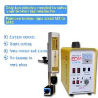 Wholesale Portable mini edm drilling machine and tap remover from china suppliers