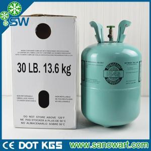 China China gas refrigerant r134a r600a pure Refrigerant R134A on sale