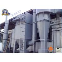 Quality Pulse Jet Bag Filter Dust Collector For Cement Plant / Thermal Power Plant for sale