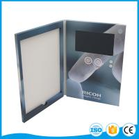 Buy cheap Laser Cut Wedding Lcd Video Brochure Player , Acrylic Lcd Invitation Card from Wholesalers