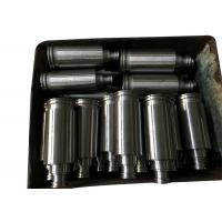 Electronic CNC Turning Parts Polished Stainless Steel 0.002 Tolerance