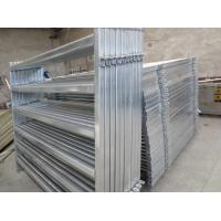 Wholesale Hot-dip Galvanized Horse Panel Fence from china suppliers