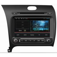 China Ouchuangbo Android 4.0 Car GPS DVD VCD Dual zone for Kia K3 2013 3G Wifi USB Multimedia S150 System OCB-280C on sale