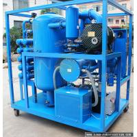 Wholesale Centrifugal Lubricating Transformer Vacuum Oil Purifier 3000 - 9000 L/H from china suppliers