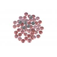 Wholesale Strong Glue Crystal Hotfix Rhinestones , Sparkles Rhinestones 12 / 14 Facets from china suppliers