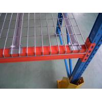 Buy cheap Welded Galvanized Wire Mesh Decking for Selective Pallet Racking Small Items Storage from Wholesalers
