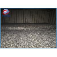 Buy cheap Flood Control Hexagonal Gabion Box Low Carbon Wire Material 2.0-6.0mm Wire Diameter from wholesalers