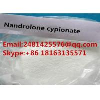 Buy cheap 99% Purity Oral Raw Anabolic Androgenic Steroids Nandrolone Cypionate For Muscle from wholesalers