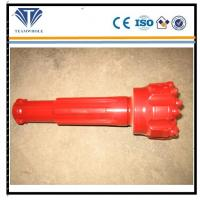 BR Series DTH Drill Bits, Red Flat Ballitic 3 Inch Well Drilling Tools