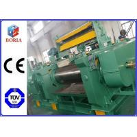 Wholesale PLC Controlled Customized Two Roll Mill Open Mixing Mill Rubber Mixing Mill from china suppliers