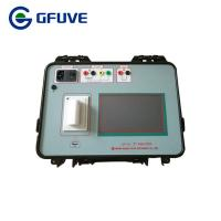 China Portable Voltage PT Power Transformer Testing Equipment With Polarity 4.8KG on sale