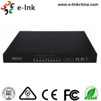 Wholesale BCM Chip Power Over Ethernet Gigabit Switch L2 Managed 8 Port 1G / 10G Base -T from china suppliers