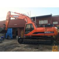 Wholesale Second Hand Excavators Doosan 300-7 Excavator 3200h Working Time from china suppliers