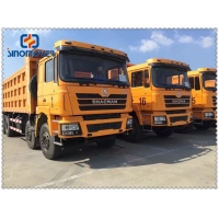 Wholesale 1500mm 30t 8X4 340HP Shacman F3000 Dump Truck from china suppliers