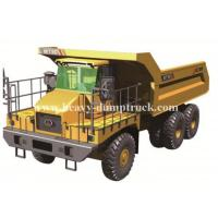 Wholesale Rated load 72 tons Off road Mining Dump Truck Tipper  353kW engine power drive 6x4 with 36m3 body cargo Volume from china suppliers