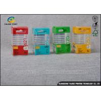 Multiple Colors Clear Plastic Gift Boxes , Plastic Presentation Boxes Gift Packaging