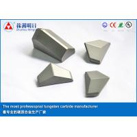 China Customized cemented carbide shield cutter for tunnel boring machine on sale