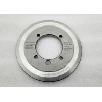 Buy cheap steel pipe cut blade tungsten carbide rotary circular slitter knife from wholesalers