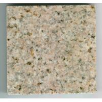 Wholesale Bathroom Granite Natural Stone Slab Countertop Vanity Top , YELLOW from china suppliers