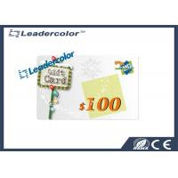 Wholesale Personalized PVC Gift Card For Supermarket , 4 Color Printing ISO 14443A from china suppliers