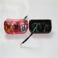 Wholesale Three Color Square Led Tail Lights , Small Car Led Tail Lights Energy Saving from china suppliers