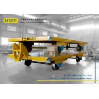Wholesale Custom Heavy Duty Flatbed Trailer With Cast Steel Wheel For Industry from china suppliers