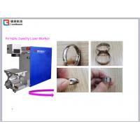 Buy cheap Portable Laser Marker / CO2 Laser Marker Machine Bar Code Laser Marking Systems from wholesalers