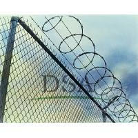 Wholesale High Quality Used Chain Link Fence for sale/PVC Coated Chain link fence /Galvanized Chain Link Fence from china suppliers