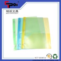Wholesale Office & School Supplie Printed PP Stationery Transparent Easy File Folder from china suppliers