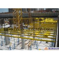 China Flying Slab Formwork Systems For Large Area Slab Concrete Construction on sale