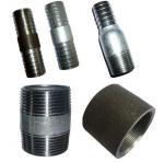 Buy cheap Galvanized or Black Steel pipe socket/couplings from Wholesalers