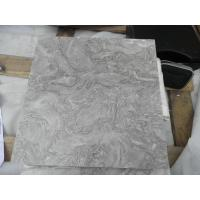 China Natural High Quality stone Products Cloud Flower Granite Grey Granite Stone Slabs on sale