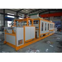 Wholesale Full Automatic Plastic Foam Disposable Plate Making Machinery For Fast Food Container from china suppliers