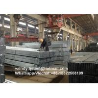 China Tianjin HX group low temperature carbon steel seamless tubes sa 334 gr 1 gi square pipe 50mm galvanized on sale
