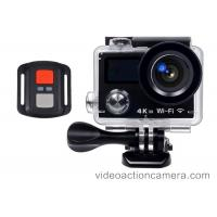 Wholesale 4K WIFI Waterproof Action Camera Full Hd 1080p With Allwinners V3 Chip from china suppliers