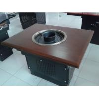 Buy cheap Hot Pot and Barbecue Oven Smokeless Barbecue oven Smokeless hot pot from wholesalers