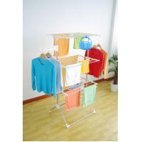 China Home White Clothes Rack Dryer, Baby Born Hangers with Stainless Steel Tube NG-300A on sale