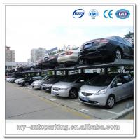 China Elevadores Para Autos Garage Lifts Garage Hydraulic Parking Hydraulic Lift on sale