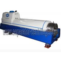 Wholesale Automatic Cointuous Horizontal Decanter Centrifuge For Municipal Wastewater Treatment Plant Equipment from china suppliers