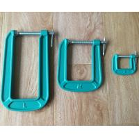Wholesale Hand Tools M L Heavy Duty Deep Throat Woodworking C Clamp for carpenter wood work from china suppliers