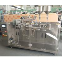 China Food Sachet Pouch Packing Machine on sale