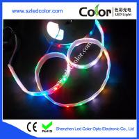 Quality full color rgb 8806 addressable led strip for sale