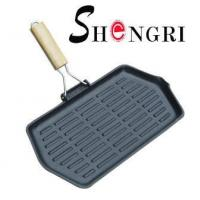 Wholesale Cast Iron Grill Pan from china suppliers