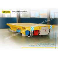 Wholesale Heavy Material Wagon Motorised Rail Trolley Customized Color High Efficiency from china suppliers