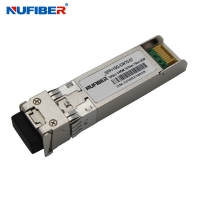 Wholesale 80km 10G SFP+ Transceiver CWDM 1470nm 1570nm Duplex LC DFB Single Mode from china suppliers