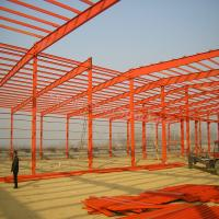 Wholesale Prefabricated Steel Structure Hangar Building for Sale from professional supplier from china suppliers